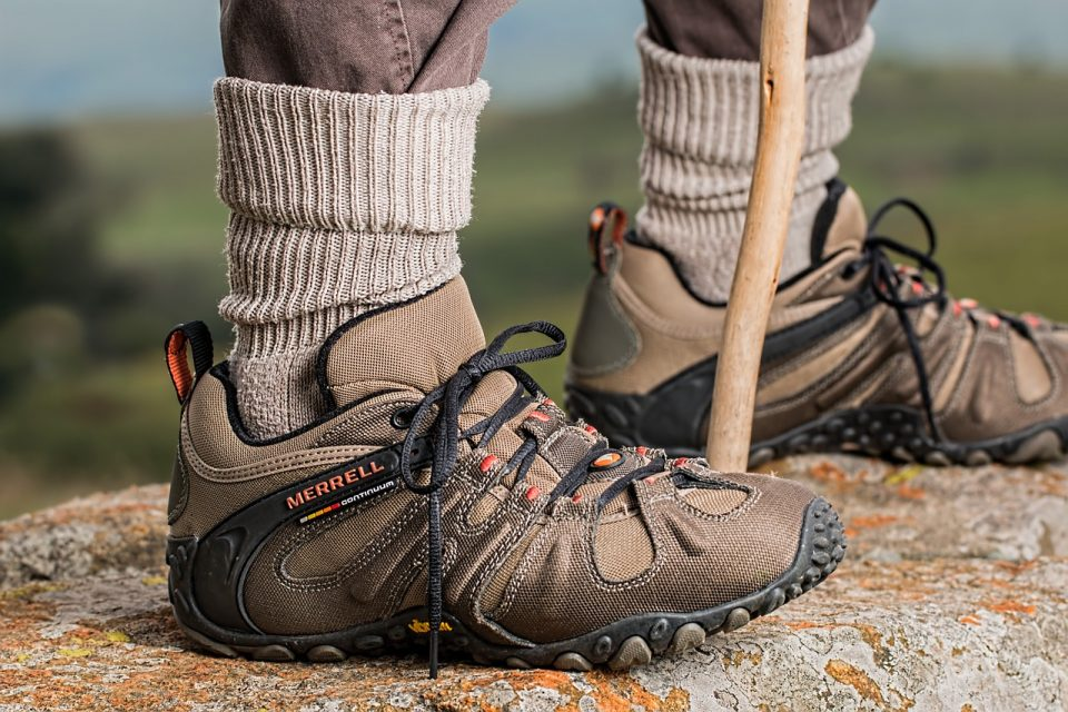 Hiking, first steps and common sense (a Guest Post)